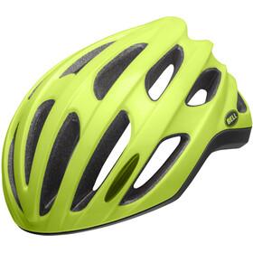 Bell Formula Led MIPS Helmet matte/gloss bright green/black